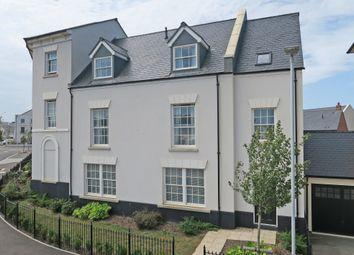 Thumbnail 2 bed flat for sale in Lynx Lane, Sherford, Plymouth, Devon