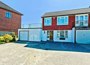 Thumbnail 3 bed mews house for sale in Persfield Mews, Ewell Village