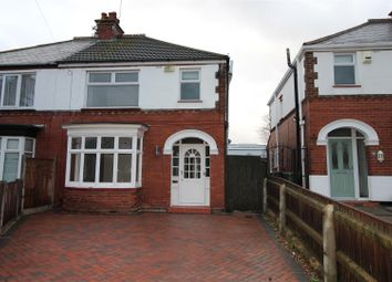 Thumbnail 3 bed semi-detached house for sale in Mill Hill Crescent, Cleethorpes