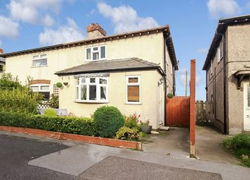 Thumbnail 3 bed semi-detached house for sale in Cross Street, Buxton, Derbyshire
