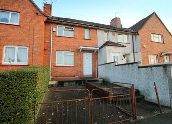 Thumbnail 3 bed terraced house for sale in Downton Road, Knowle, Bristol