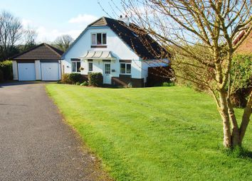 Thumbnail 3 bed detached house for sale in Goss Meadow, Bow, Crediton