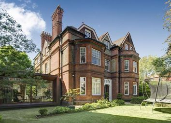 Thumbnail 4 bed flat for sale in Akenside Road, Hampstead, London