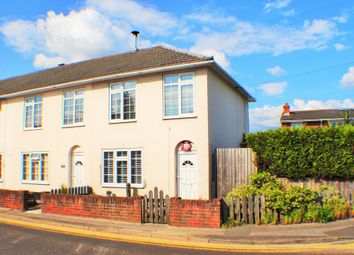 Thumbnail 2 bed end terrace house for sale in Stanpit, Mudeford