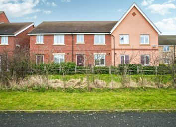 Thumbnail 3 bed terraced house for sale in Sterling Way, Upper Cambourne, Cambridge