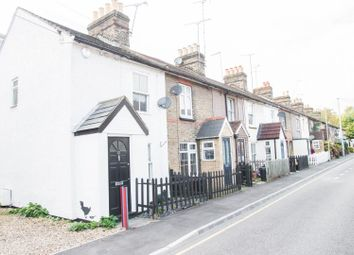 Thumbnail 3 bed end terrace house for sale in Alfred Road, Brentwood
