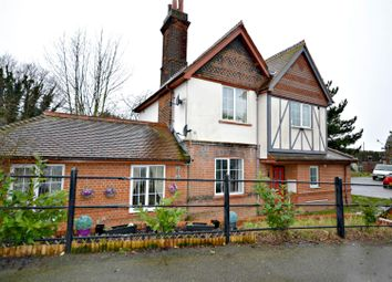 Thumbnail 1 bed flat for sale in Station Road, Trimley St. Mary, Felixstowe