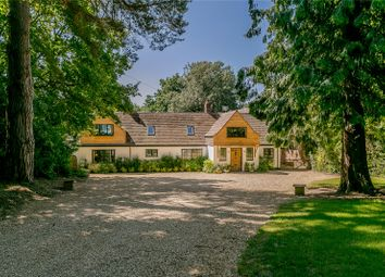 Thumbnail 5 bed detached house for sale in Saunders Lane, Woking, Surrey