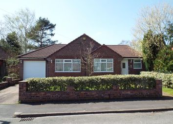 Thumbnail 3 bed bungalow for sale in Parkgate, Knutsford, Cheshire