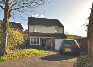 Thumbnail 4 bed detached house for sale in St Marys Close, Chudleigh, Devon