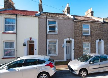 Thumbnail 2 bed terraced house to rent in Grotto Road, Cliftonville, Margate