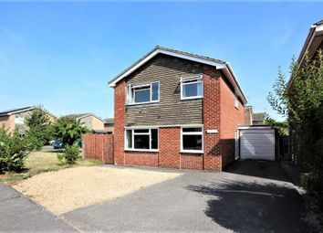 Thumbnail 4 bed detached house for sale in Membury Way, Grove, Wantage