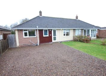Thumbnail 2 bed semi-detached bungalow for sale in Trajan Walk, Heddon-On-The-Wall, Newcastle Upon Tyne