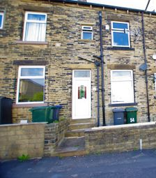 Thumbnail 3 bed terraced house to rent in Jer Lane, Bradford, West Yorkshire