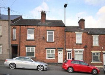 Thumbnail 3 bedroom terraced house for sale in Woodseats Road, Sheffield, South Yorkshire