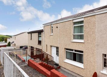 Thumbnail 3 bedroom terraced house for sale in Glen Kinglas Road, Greenock, Inverclyde