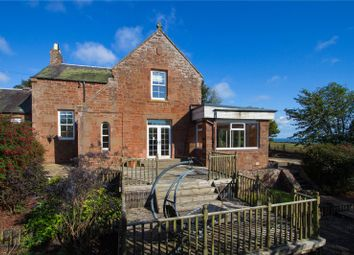 Thumbnail 4 bed property for sale in The Old School House, Lunan, By Arbroath, Angus