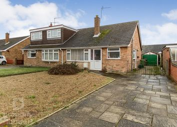 3 bed semi-detached bungalow for sale in Linacre Avenue, Sprowston, Norwich NR7