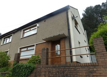 Thumbnail 3 bed semi-detached house for sale in Partridge Road, Tonypandy, Mid Glamorgan