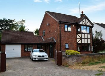 3 bed detached house for sale in Rosemead Drive, Oadby, Leicester LE2