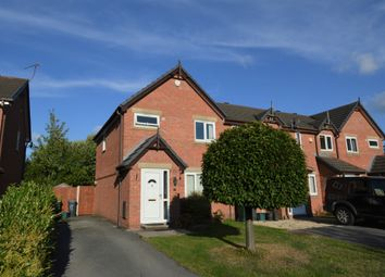 Thumbnail 3 bed end terrace house for sale in Newry Court, Chester