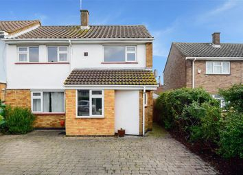 Thumbnail End terrace house for sale in Kings Way, Billericay, Essex