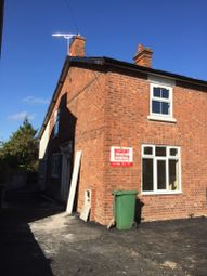 Thumbnail 3 bed semi-detached house to rent in Wellington Road, Newport, Shropshire
