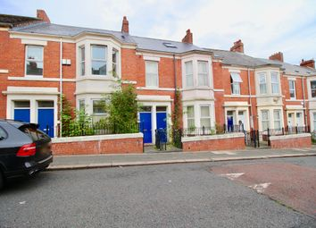 Thumbnail 7 bed terraced house for sale in Strathmore Crescent, Newcastle Upon Tyne