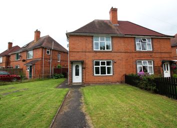 Thumbnail 3 bed semi-detached house for sale in Stallard Road, Worcester, Worcester
