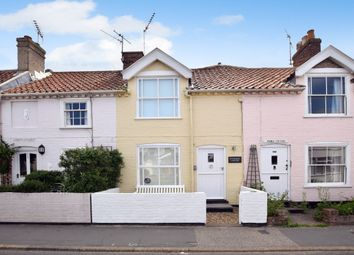 Thumbnail 3 bed terraced house for sale in High Street, Aldeburgh
