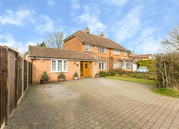 Thumbnail 4 bed semi-detached house for sale in Rag Hill Road, Tatsfield, Westerham