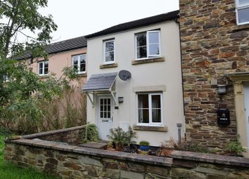 Thumbnail 2 bed terraced house for sale in Stourscombe, Launceston