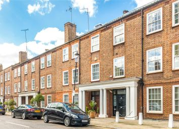 Thumbnail 5 bed terraced house for sale in Chelsea Square, Chelsea, London