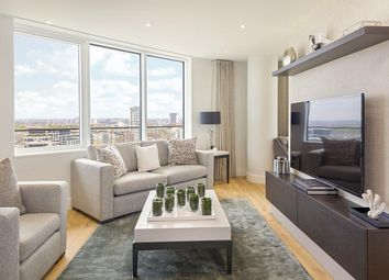 "Thumbnail 2 bed flat for sale in ""Lombard Wharf"" at Lombard Road, Battersea, London"