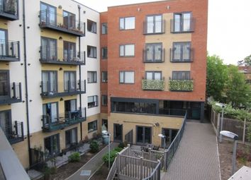 Thumbnail 1 bed flat for sale in Charter Court, Bridge Street, London