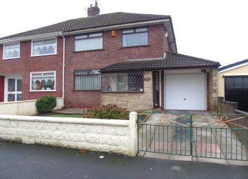Thumbnail 3 bed semi-detached house for sale in Tonbridge Drive, Liverpool