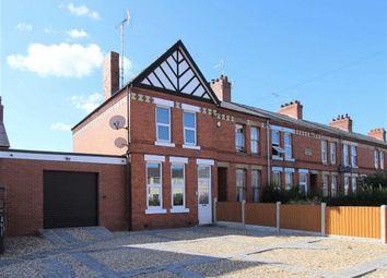 Thumbnail 3 bed end terrace house for sale in Gordon Terrace, Mold, Flintshire
