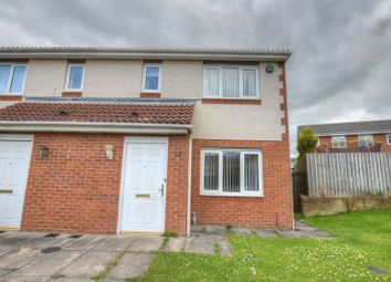 Thumbnail 3 bed end terrace house to rent in Redewood Close, Redewood Park, Newcastle Upon Tyne
