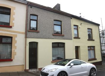 Thumbnail 3 bed terraced house for sale in Gwladys Street, Pant, Merthyr Tydfil