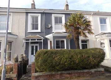 Thumbnail 4 bed terraced house for sale in Falmouth, Cornwall, .
