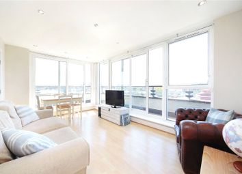 Thumbnail 1 bed flat to rent in Anchor House, Smuggler's Way, Wandsworth, London