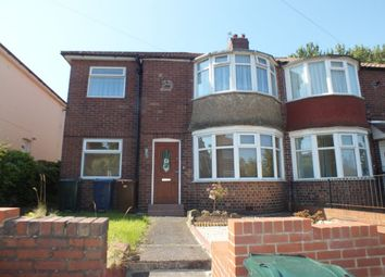 Thumbnail 2 bed flat for sale in Swinley Gardens, Newcastle Upon Tyne