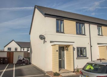 Thumbnail 3 bedroom end terrace house for sale in Westleigh Way, Saltram Meadow