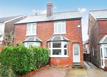 Thumbnail 3 bed semi-detached house to rent in Althorne Road, Redhill