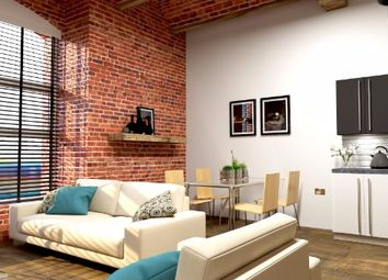 Thumbnail 1 bedroom flat for sale in Metropolitan House Apartments, 20 Brindley Road, Manchester