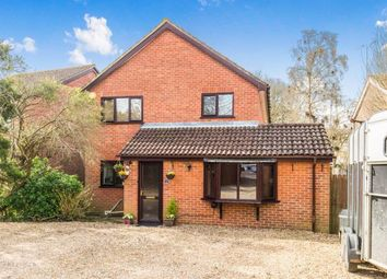 Thumbnail 4 bedroom detached house for sale in Calmore, Southampton, Hampshire