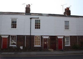 Thumbnail 2 bedroom terraced house to rent in Ashford Road, Tenterden