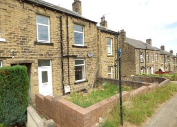 Thumbnail 3 bedroom terraced house for sale in Cross Lane, Newsome, Huddersfield, West Yorkshire
