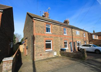 Thumbnail 2 bed end terrace house for sale in Bakers Lane, Lingfield