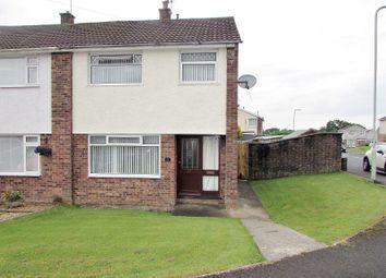 Thumbnail 3 bed semi-detached house to rent in Nant Ffornwg, Bryntirion, Bridgend.